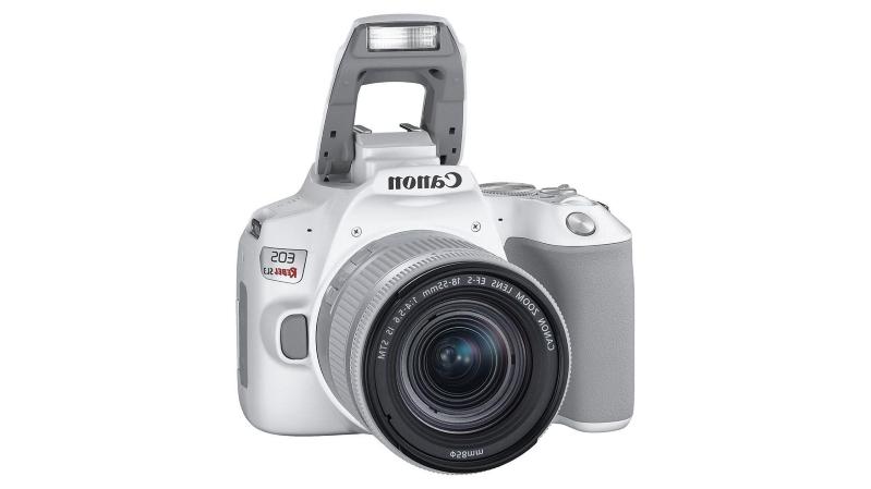 Canon- EOS Rebel SL3 DSLR