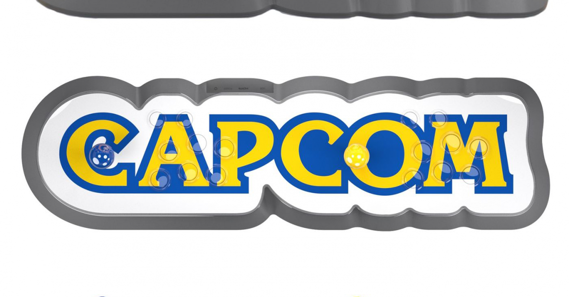 Capcom is launching a plug-and-play mini-arcade