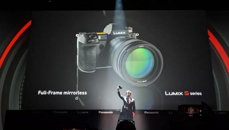 اول كاميرا كاملة الإطار بدون مرآه من باناسونيك تعد بالكثير لعام 2019