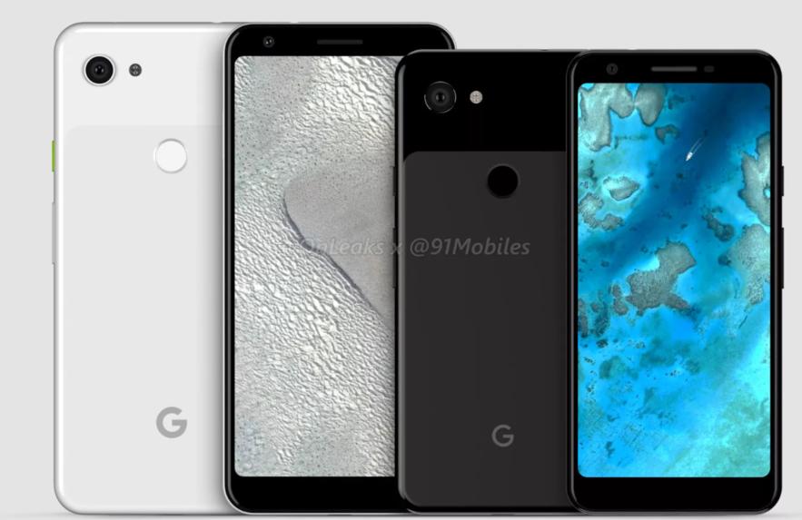 تفاصيل جديدة عن هاتفي Pixel 3a و3a XL من جوجل