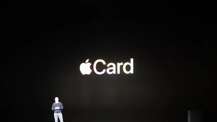 أبل تعلن عن بطاقة ائتمان Apple Card