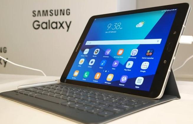 Gear S4 و Galaxy Tab S4 محتمل إطلاقهما مع جهاز Galaxy Tab S4