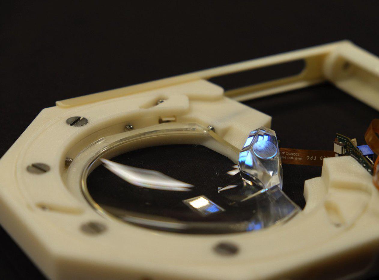 Carl Zeiss -smart lens