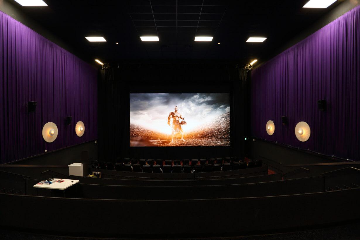 Cinema Screen technology (1)