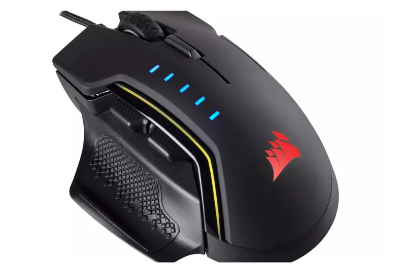 Corsair's new gaming mouse