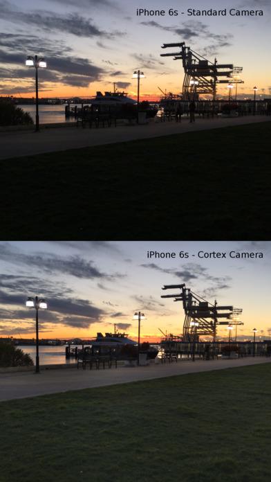 Cortex Camera-app
