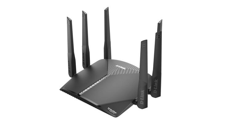 D-Link EXO AC3000 Tri-Band Mesh-Enabled Router (DIR-3060)