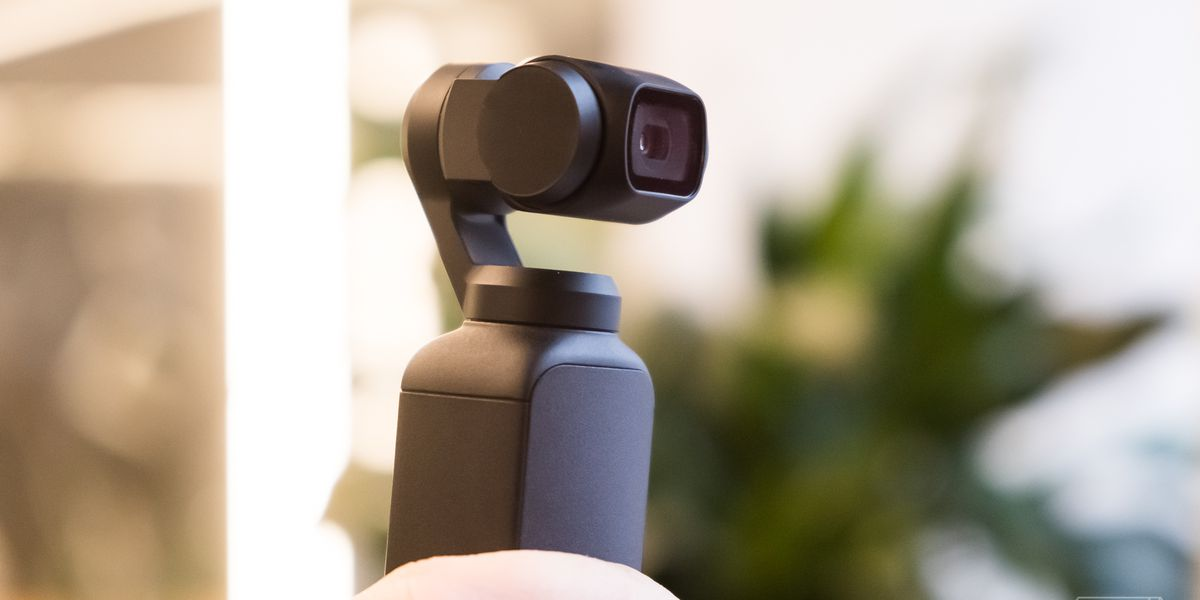 DJI's Osmo Pocket