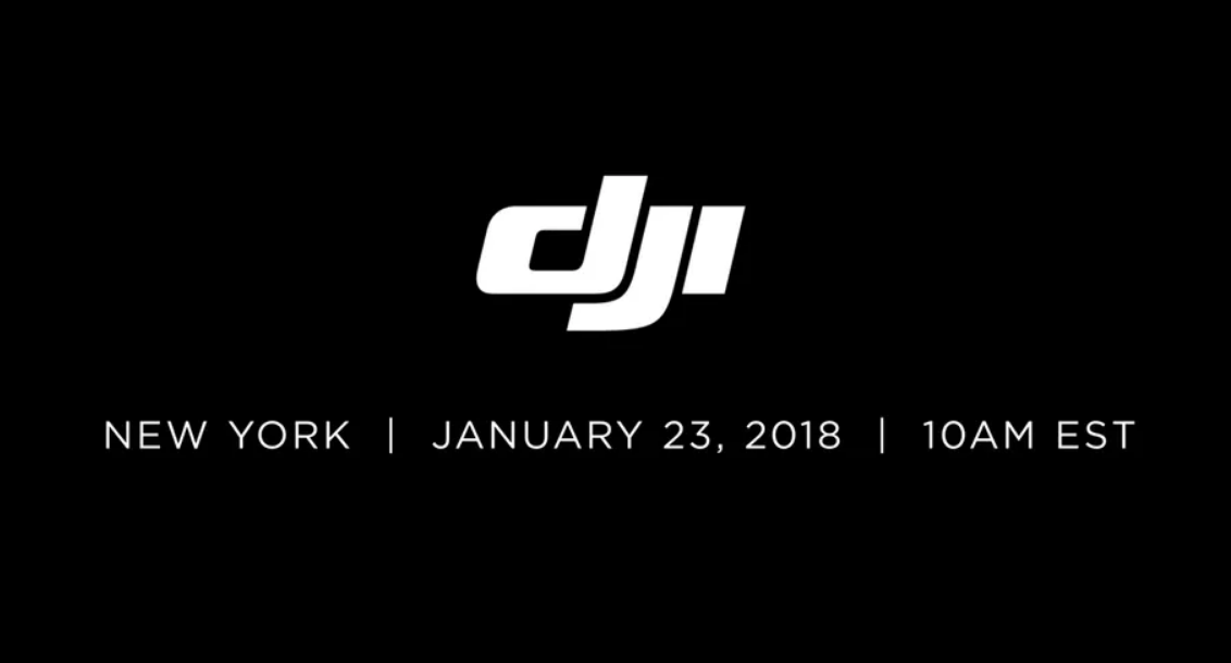 "DJI ""Adventure Unfolds"" event"