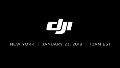 "DJI ""Adventure Unfolds"" event"