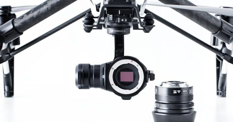 DJI acquire Hasselblad