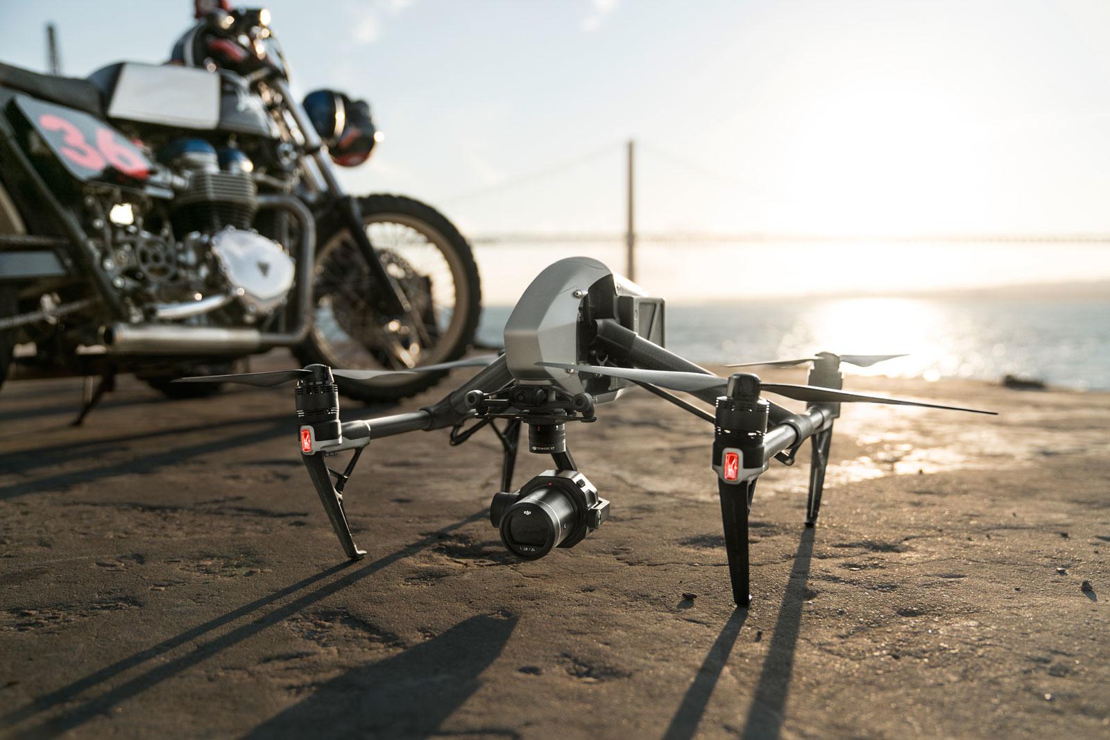 DJI's 6K drone camera