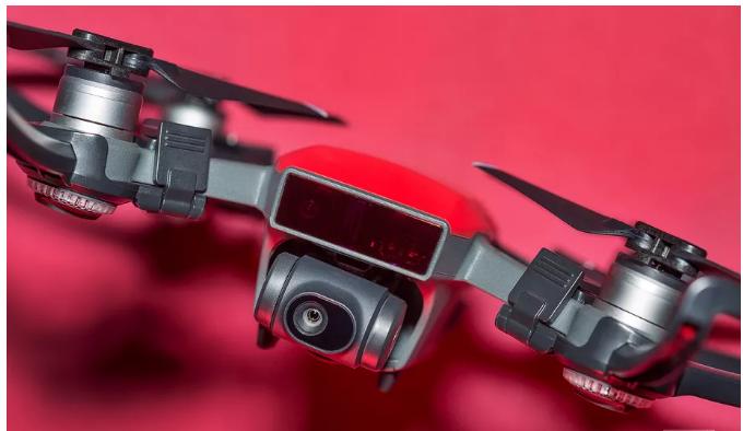 DJI's Spark drone