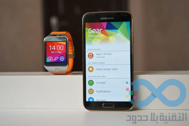 a7230c8fb مراجعة للساعة الذكيّة Samsung Gear 2 - التقنية بلا حدود