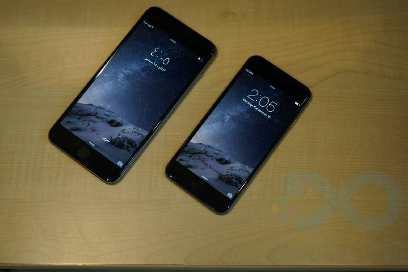 45bfcd6ec مراجعة للهاتف المحمول iPhone 6 و iPhone 6 Plus - تكنولوجيا