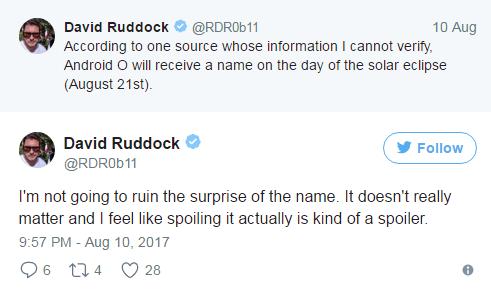 David Ruddock