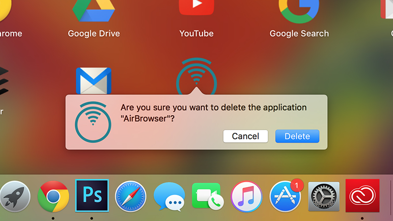 Delete-unused-in-Mac