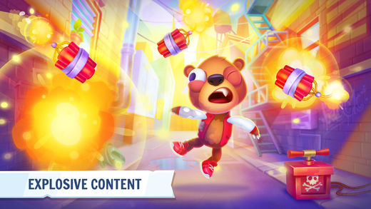 Despicable Bear game