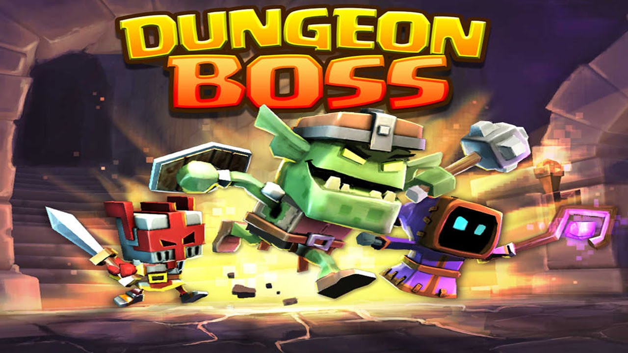 Dungeon Boss game