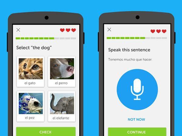 Duolingo-app