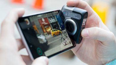 DxO's detachable smartphone camera