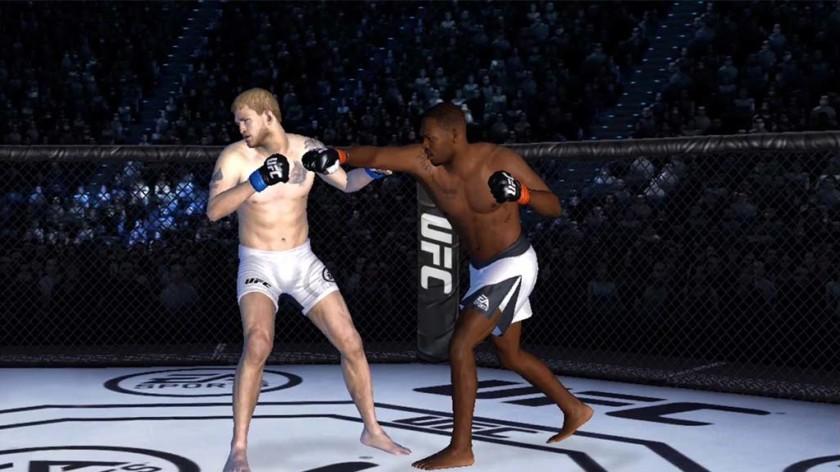 EA Sports UFC best wrestling games
