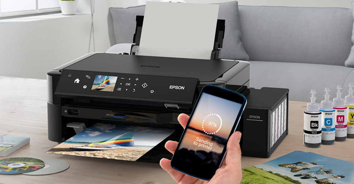 EPSON APPS AND SOFTWARE