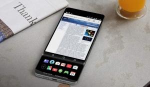 Early LG V30 concept render