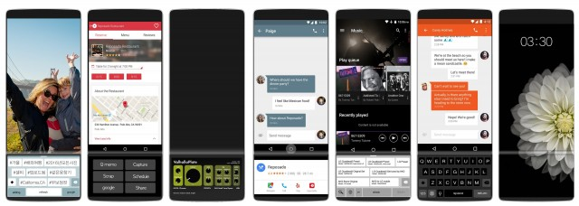 Early LG V30 concept