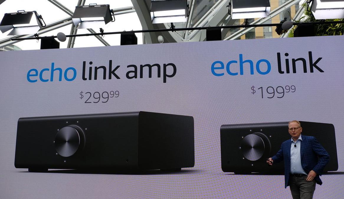 Echo Link- Link Amp