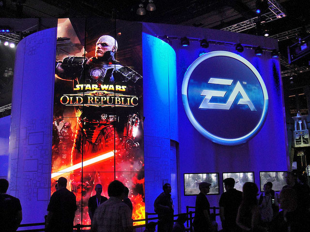 Electronic Arts -games