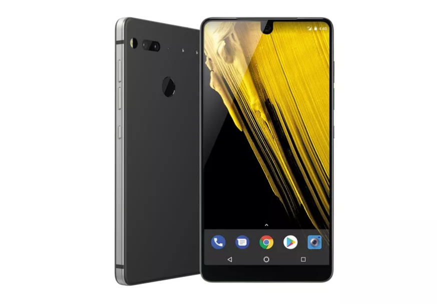 Essential Phone Halo Gray color