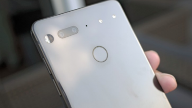 Essential Phone gets a camera-boosting update