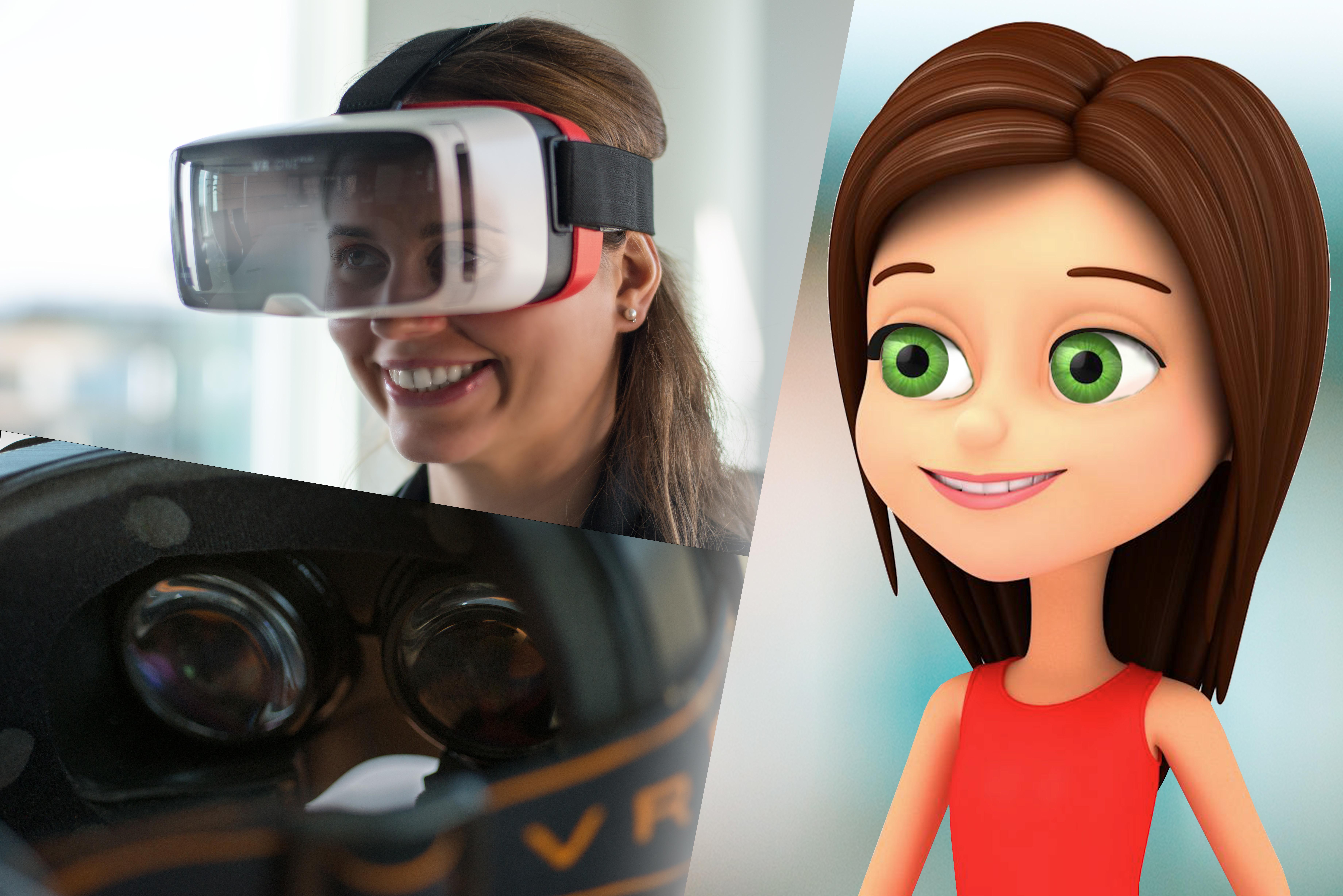 Face-sensing' headsets