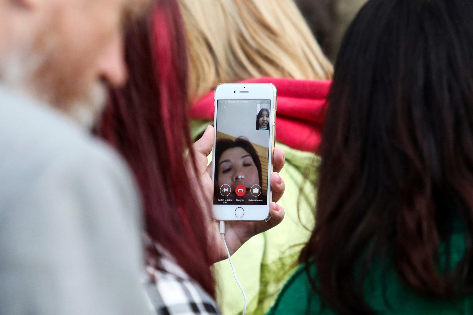 تغريم آبل 440 مليون لبراءة اختراع FaceTime