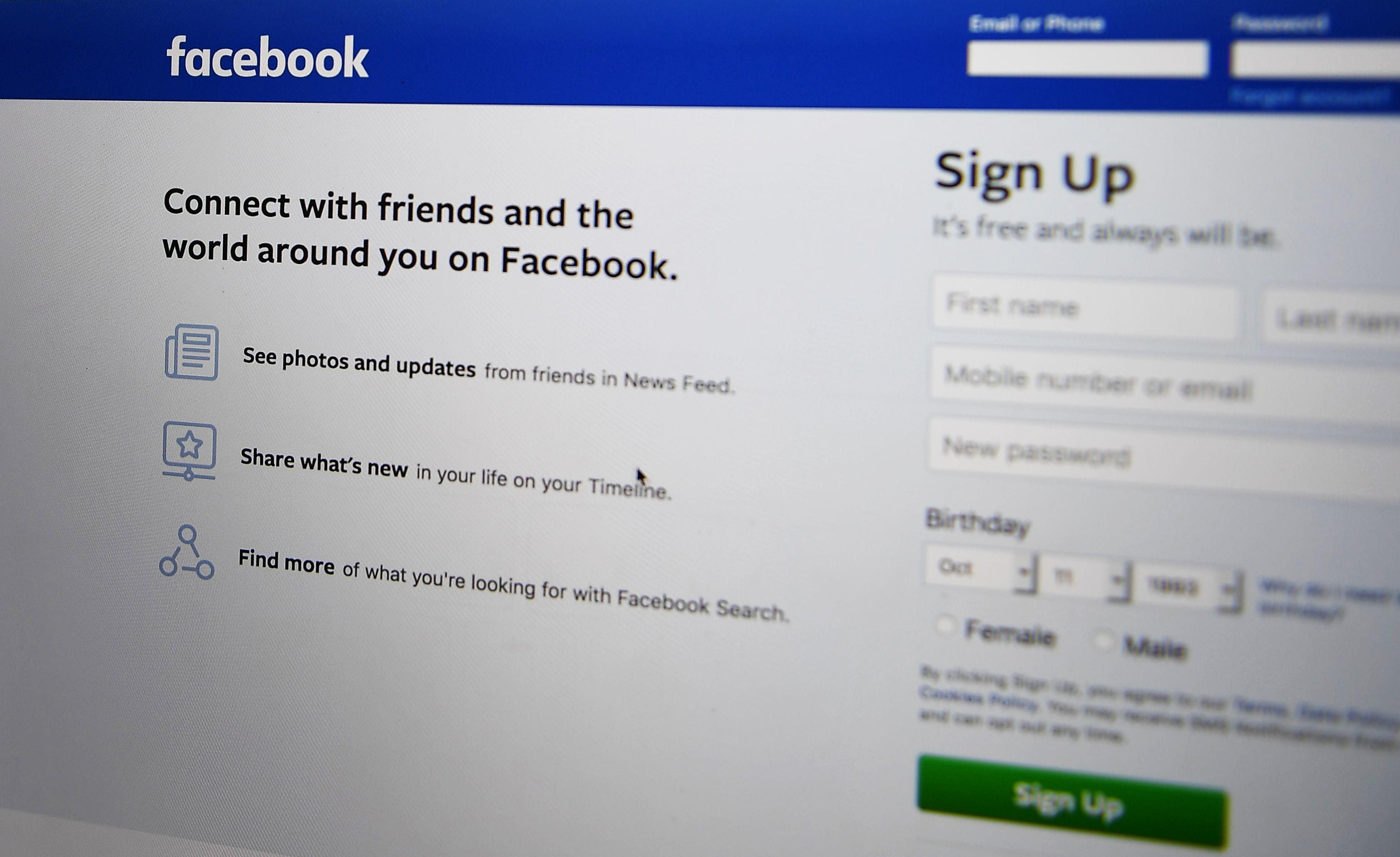 Facebook hacker accessed personal details