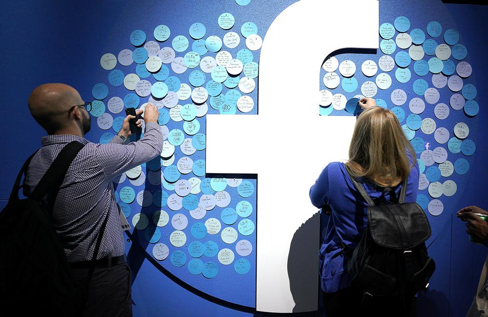 Facebook sues firm