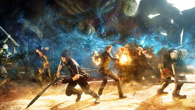 Final Fantasy -XV