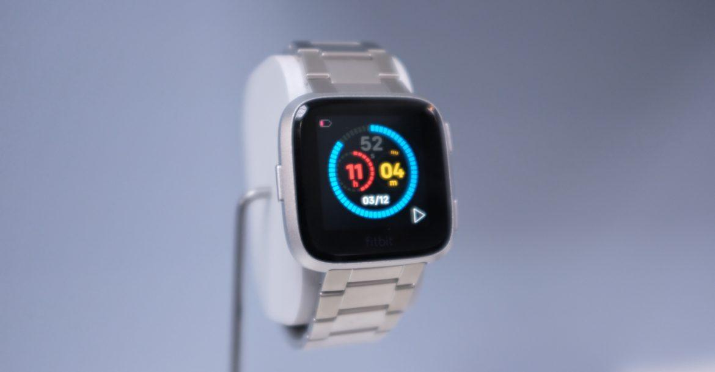 bac73a021 Fitbit تكشف عن ساعة Versa الذكية - التقنية بلا حدود