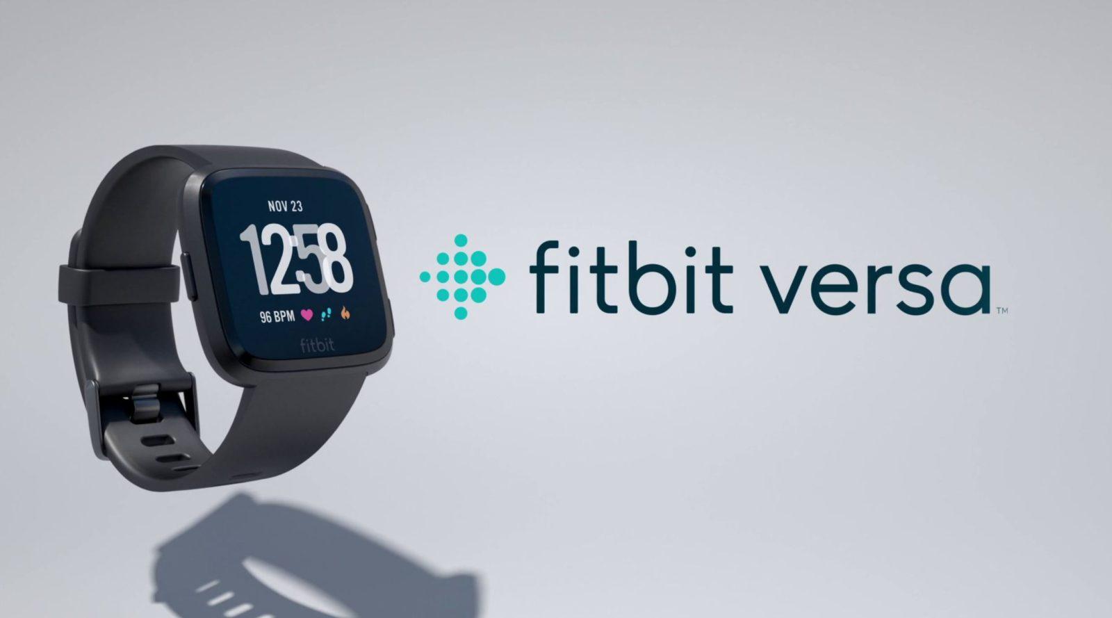 a2e25ed6a تسريب صور لساعة Fitbit Versa – الآخبار الآن