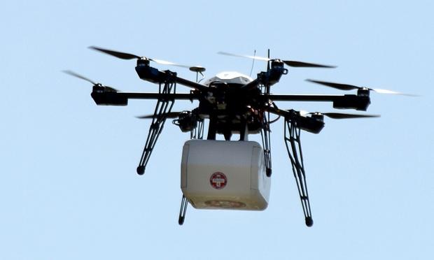Flirtey drone