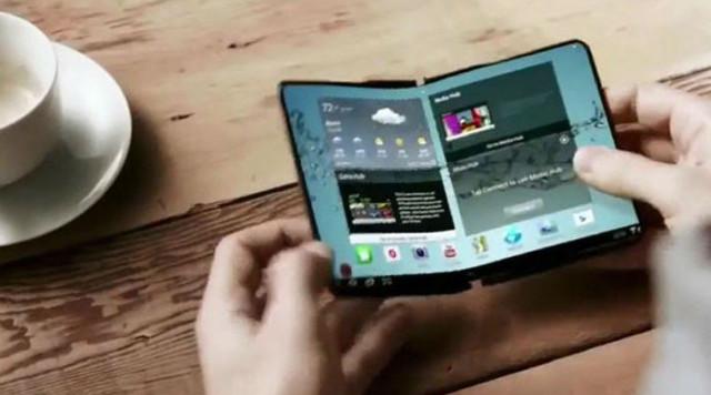 Foldable Samsung Galaxy X