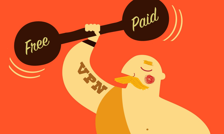 Free vs. Paid VPN