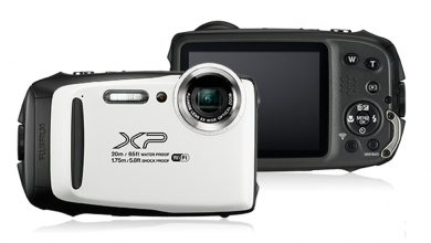 Fujifilm FinePix XP130 adds Bluetooth