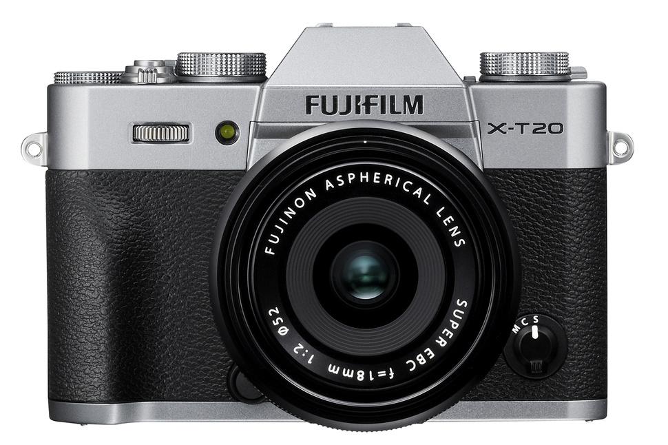 Fujifilm -X-T20