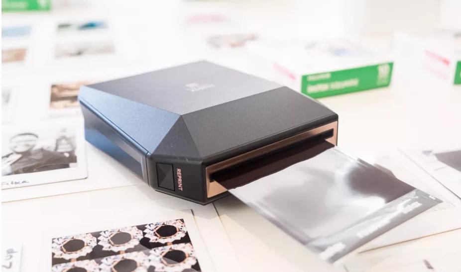 Fujifilm made a mobile printer