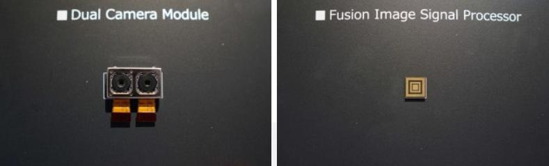 Fusion ISP