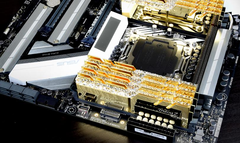 G.Skill -DDR4 memory kits