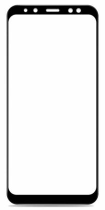 Galaxy A8 (2018) panel
