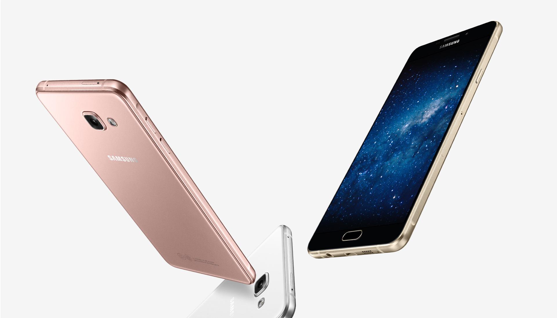 Galaxy A9 Pro international version